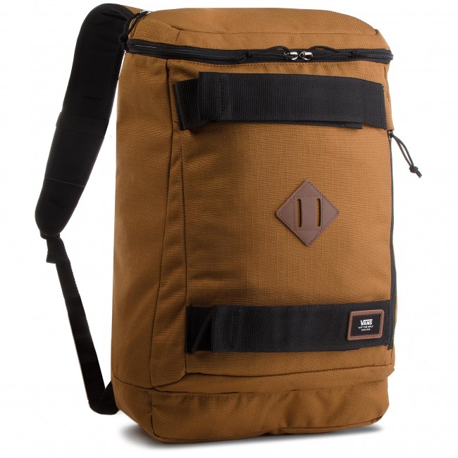 Backpack VANS - Hooks Skatepack VN0A3HM2RBT Rubber - Notebook bags ... 0e46e0ddd8