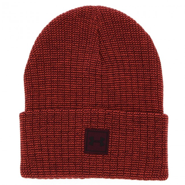 f43cf079b17d7 Cap UNDER ARMOUR - Truckstop Beanie 2.0 1318517 Red 890 - Hats ...