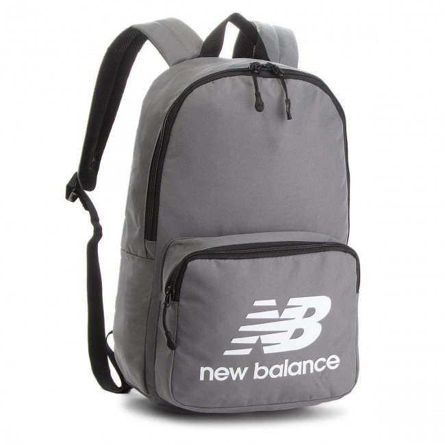 8f61a4ae862c3 Backpack NEW BALANCE - Class Backpack NTBCBPK8 Grey - Sports bags ...
