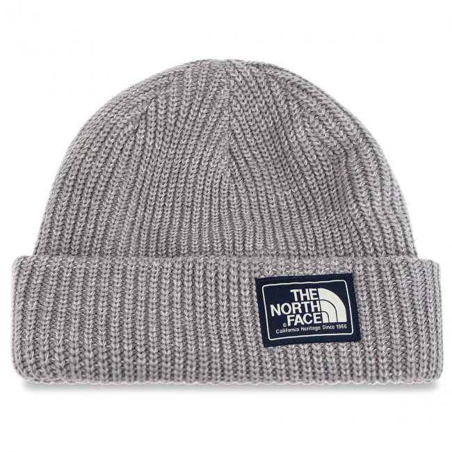Cap THE NORTH FACE - Salty Dog Beanie T93FJW6JF Mid Gry Tin Gry ... efbf54aef