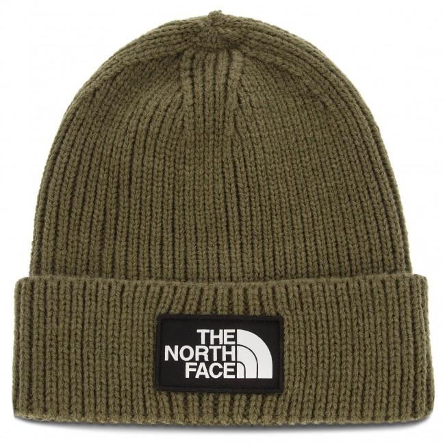 Cap THE NORTH FACE - Tnf Logo Box Cuf Bne T93FJX21L New Taupe Green ... ec69e33166