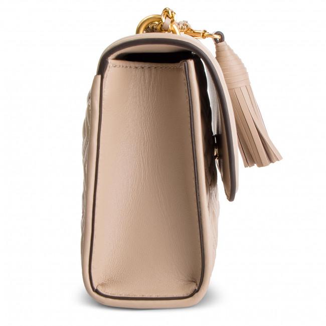 5e67d6637ec Handbag TORY BURCH - Fleming Small Convertible Shoulder Bag 43834 Light  Taupe 268