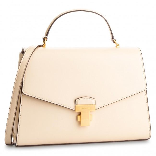 b5ce5e767c46 Handbag TORY BURCH - Juliette Top-Handle Satchel 51022 New Cream 122 ...