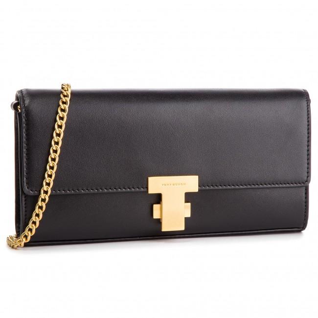 e8e942b65cbf Handbag TORY BURCH - Clutch 51020 Black 001 - Clutch Bags - Handbags ...
