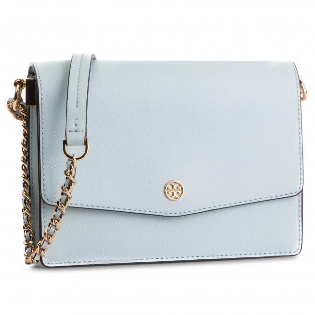 3a3980709e5 Handbag TORY BURCH - Robinson Convertible Shoulder Bag 46333 Seltzer ...