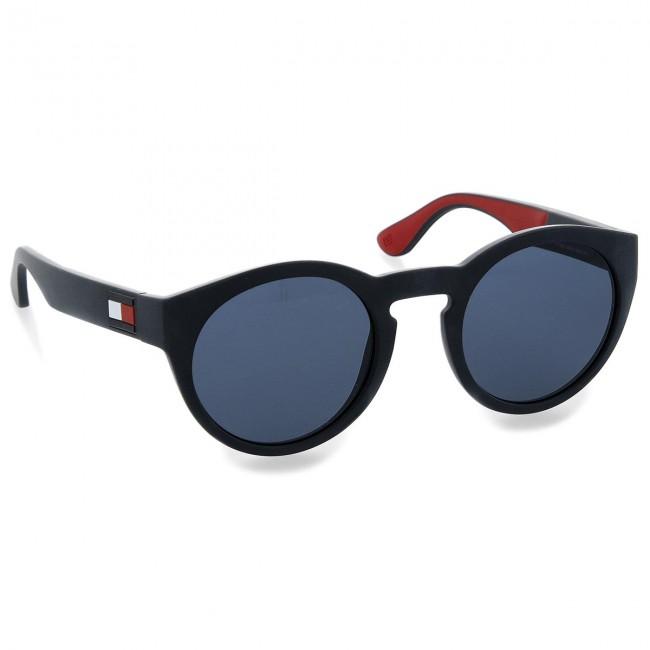Sonnenbrillen TOMMY HILFIGER - 1555/S Blue Rssbia 8RU YPBUK