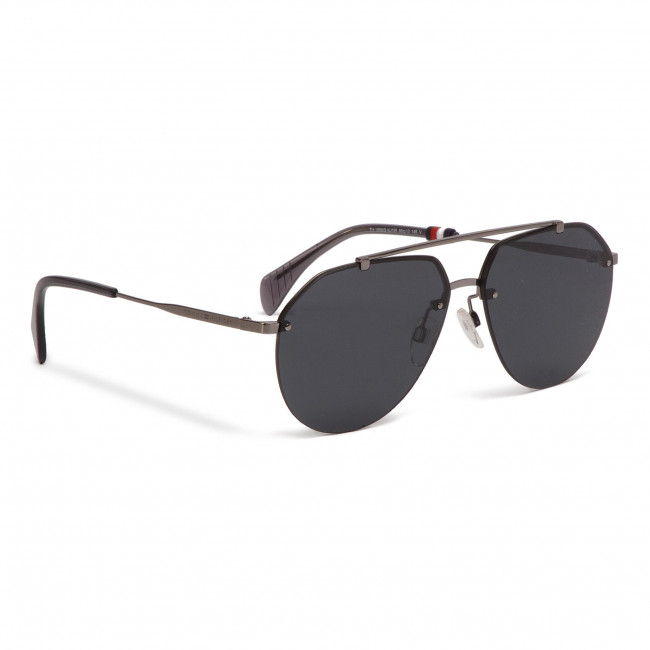 fdf47f87e7846 Sunglasses TOMMY HILFIGER - 1598 S Dk Ruthenium KJ1 - Men s ...