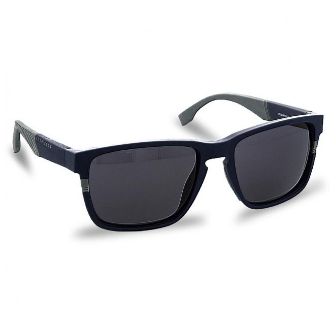 Sunglasses BOSS - 0916 S Mtblue Grey 1X4 - Men s - Sunglasses ... 0e65f4e7f2