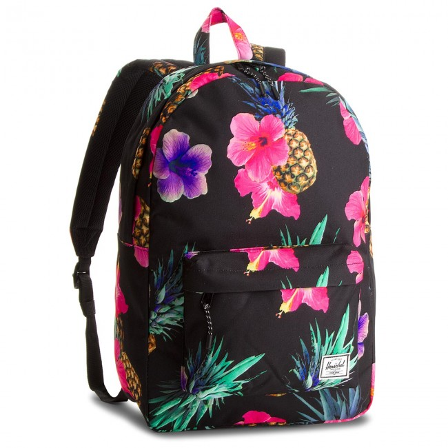8a364bc4e6c Backpack HERSCHEL - Classic 10001-01852 Black Pineapple - Sports ...