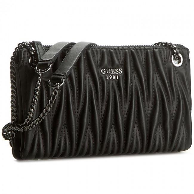 Handbag GUESS - Keegan (VM) Petite HWVM66 20690 BLA - Clutch Bags ... e1820804ef8df