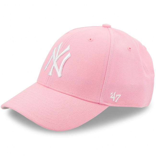 85cde04c32e Cap 47 BRAND - New York Yankees B-MVP17WBV-RSB Pink - Women s - Hats ...