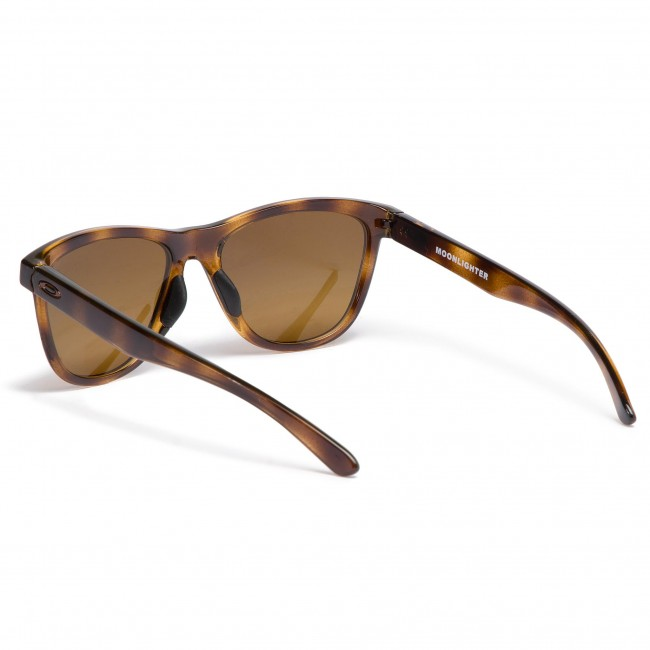 d6d6366d9c4 Sunglasses OAKLEY - Moonlighter OO9320-04 Tortoise Brown Gradient Polarized