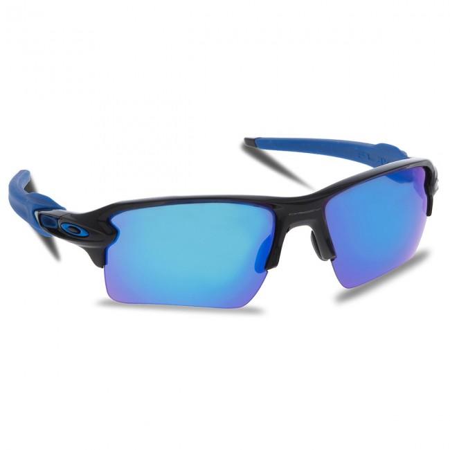 Sunglasses OAKLEY - Flak 2.0 Xl OO9188-23 Polished Black Sapphire Iridium 838b34aa15