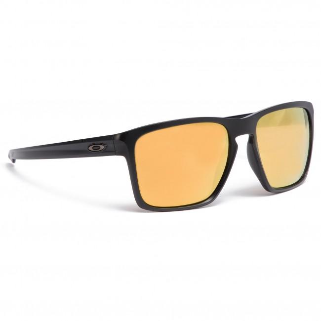 7290aec842 Sunglasses OAKLEY - Sliver Xl OO9341-07 Matte Black 24k Iridium ...