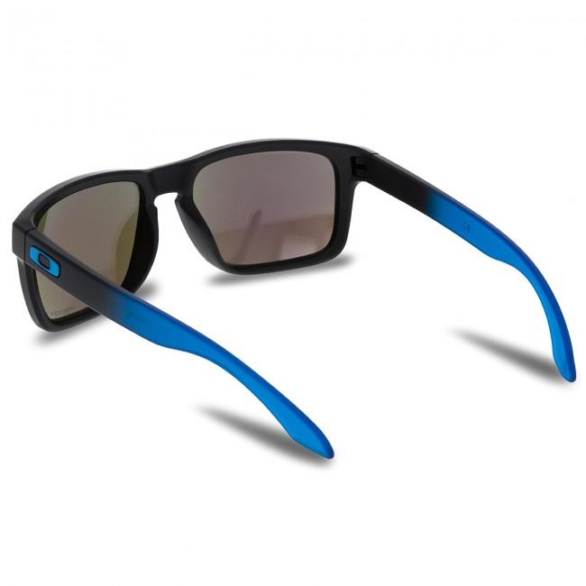 d18460f0d15 Sunglasses OAKLEY - Holbrook OO9102-D255 Sapphire Fade Prizm Sapphire  Polarized