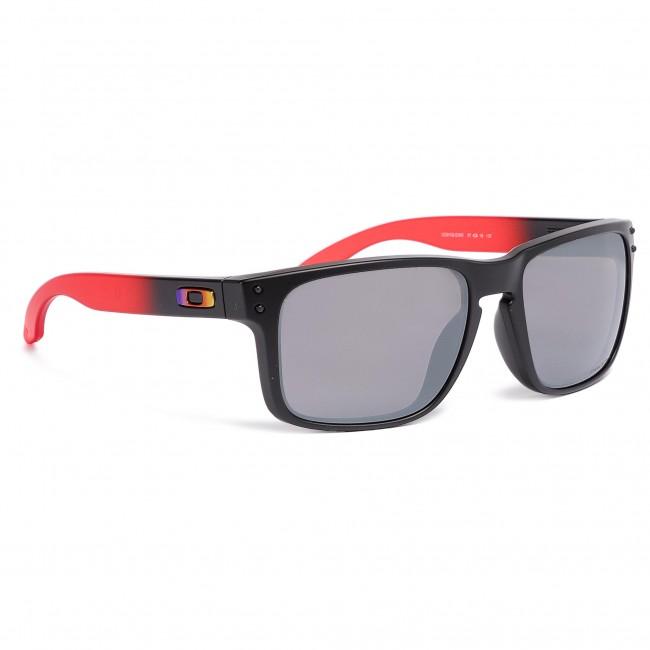 a734558ada Sunglasses OAKLEY. Holbrook OO9102-D355 Ruby Fade Prizm Black Polarized