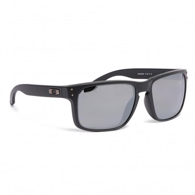 8083f2d9bc3 Sunglasses OAKLEY - Holbrook OO9102-D655 Matte Black Prizm Black Polarized