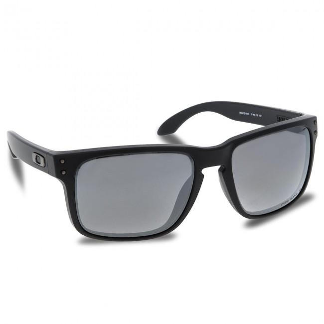50a421e8e36 Sunglasses OAKLEY - Holbrook OO9102-D655 Matte Black Prizm Black ...