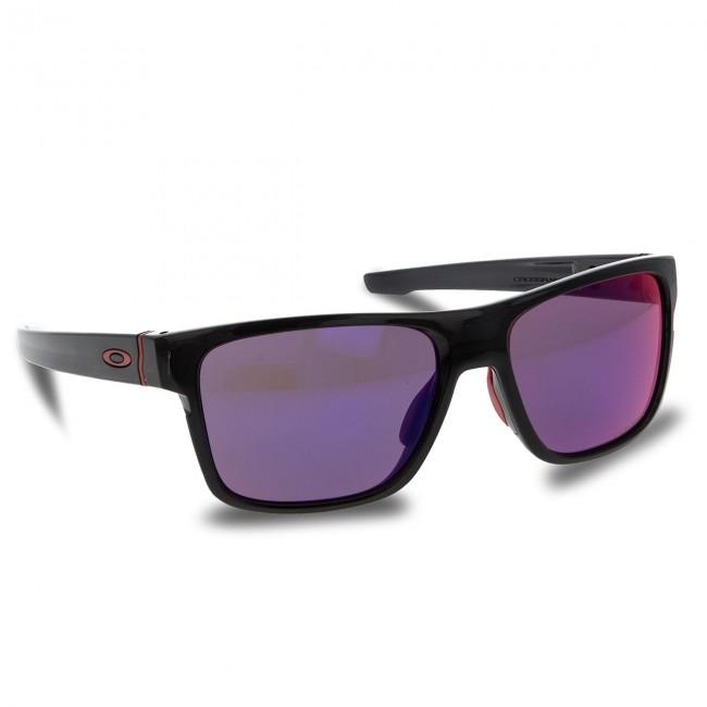 Sunglasses OAKLEY - Crossrange OO9361-0557 Black Ink Prizm Road ... 4988e8b985