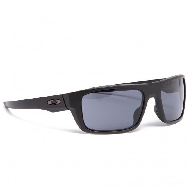 5399d014e4313 Sunglasses OAKLEY - Drop Point OO9367-0160 Matte Black Grey - Men s ...
