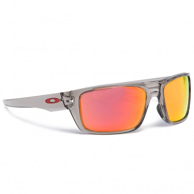 78a37152f4 Sunglasses OAKLEY - Drop Point OO9367-0360 Grey Ink Ruby Iridium ...