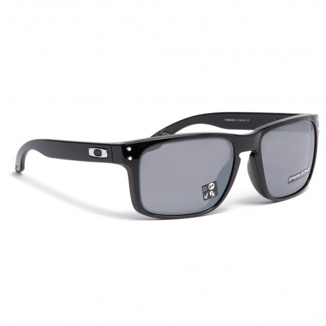 bc5bfbc272 Sunglasses OAKLEY - Holbrook OO9102-E155 Polished Black Prizm Black Iridium