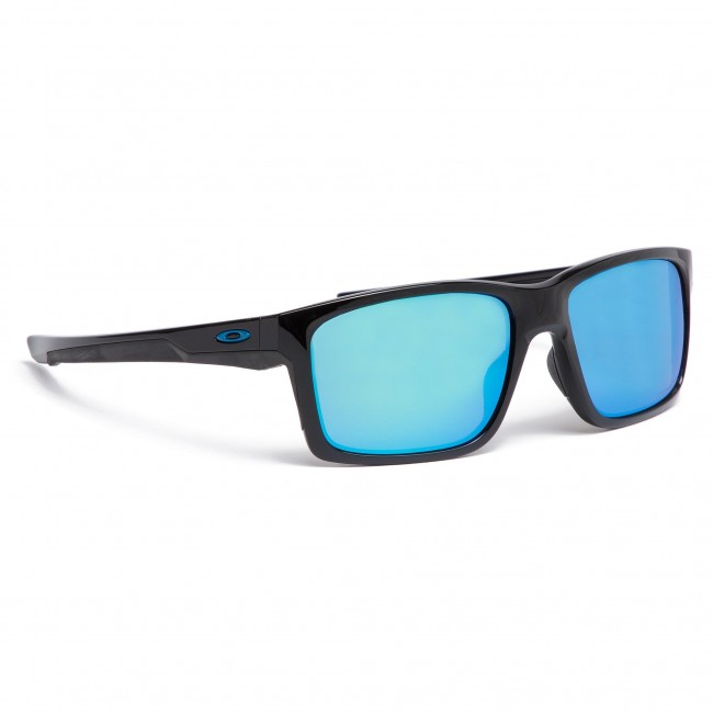 4b1e7348304 Sunglasses OAKLEY. Mainlink OO9264-3057 Polished Black Prizm Sapphire  Iridium