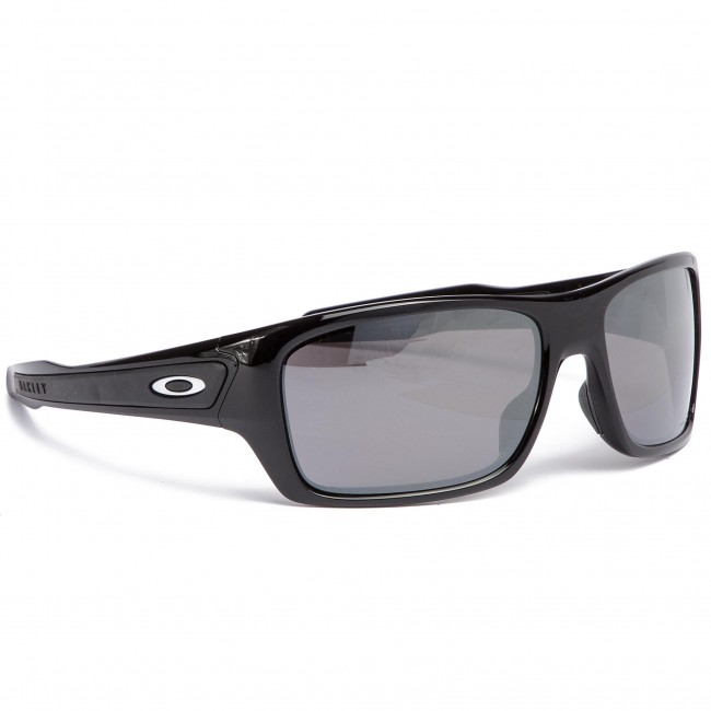 Sunglasses OAKLEY - Turbine OO9263-4163 Polished Black Prizm Black Polarized 6768110c77