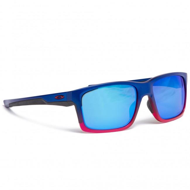 2f2d42a22ff Sunglasses OAKLEY. Mainlink OO9264-3257 Blue Pop Fade Prizm Sapphire Iridium