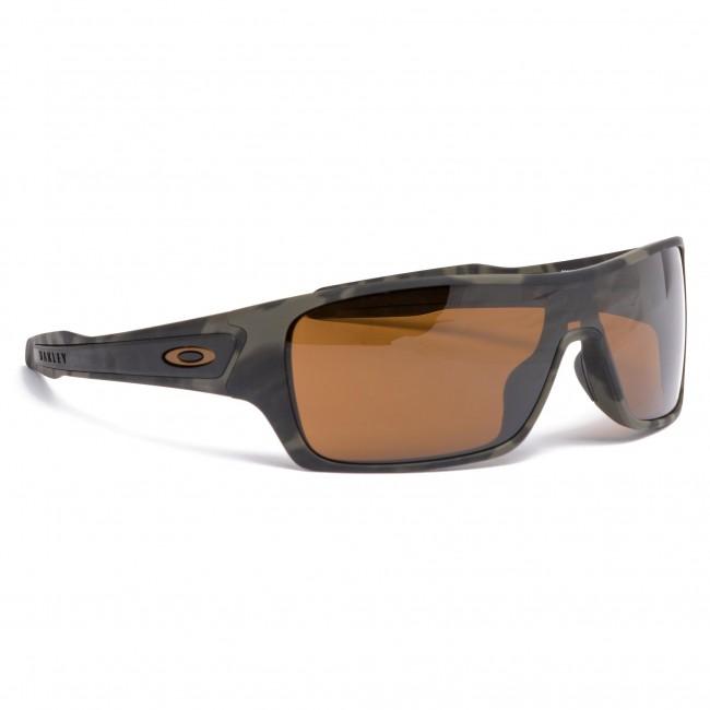 19dda76ad2e57 Sunglasses OAKLEY - Turbine Rotor OO9307-1732 Olive Camo Prizm Tungsten