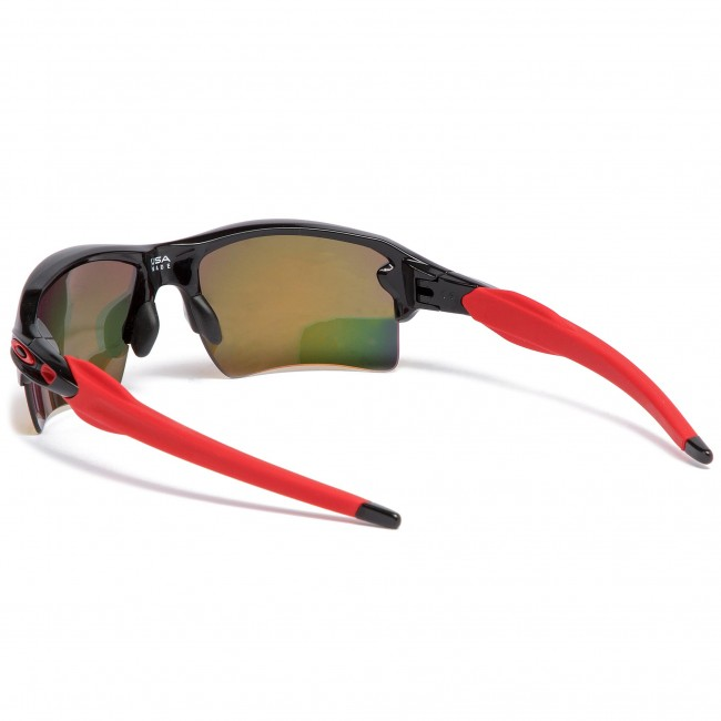 Sunglasses OAKLEY - Flak 2.0 Xl OO9188-8059 Polished Black Prizm Ruby 98dae7f893
