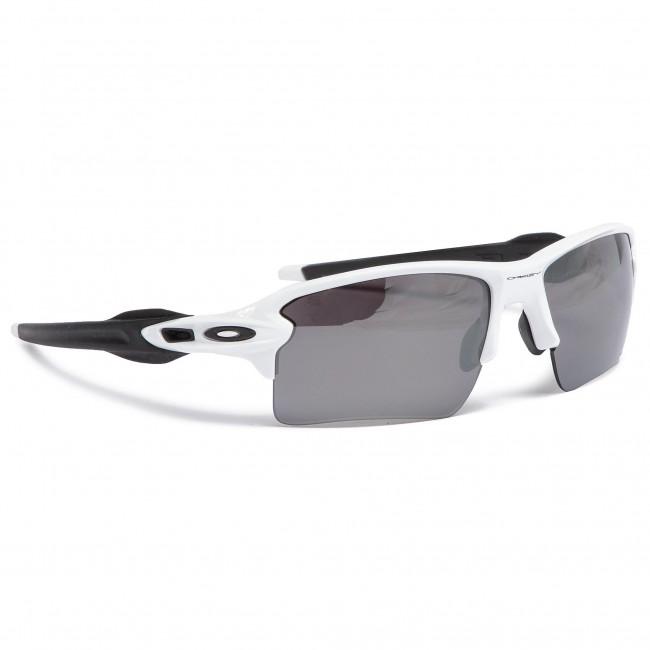 9ec83426ef Sunglasses OAKLEY - Flak 2.0 Xl OO9188-8159 Polished White Prizm Black  Polarized