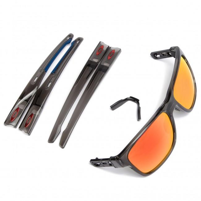 ad5df7de906 Sunglasses OAKLEY - Crossrange OO9361-1257 Grey Smoke Prizm Ruby ...
