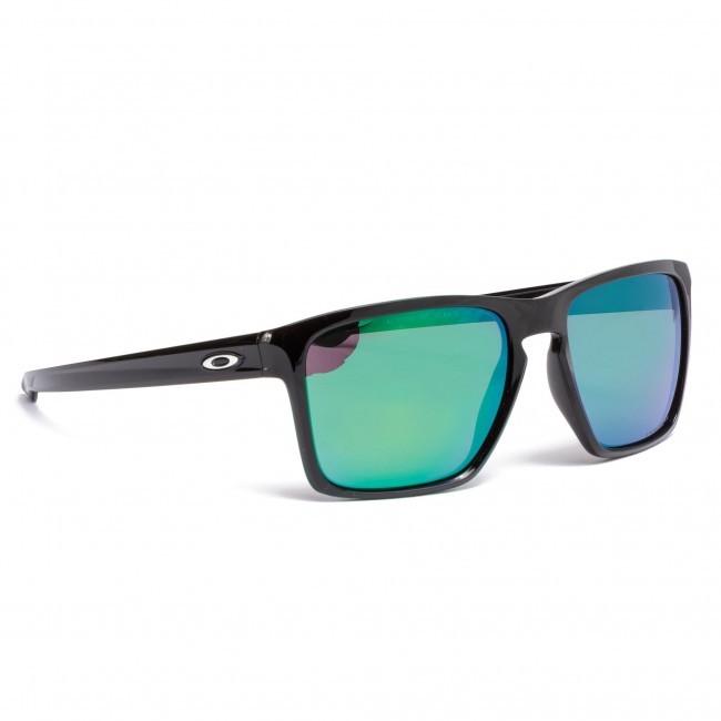 d422a49d12c Sunglasses OAKLEY - Sliver XL OO9341-1957 Polished Black Prizm Jade Iridium