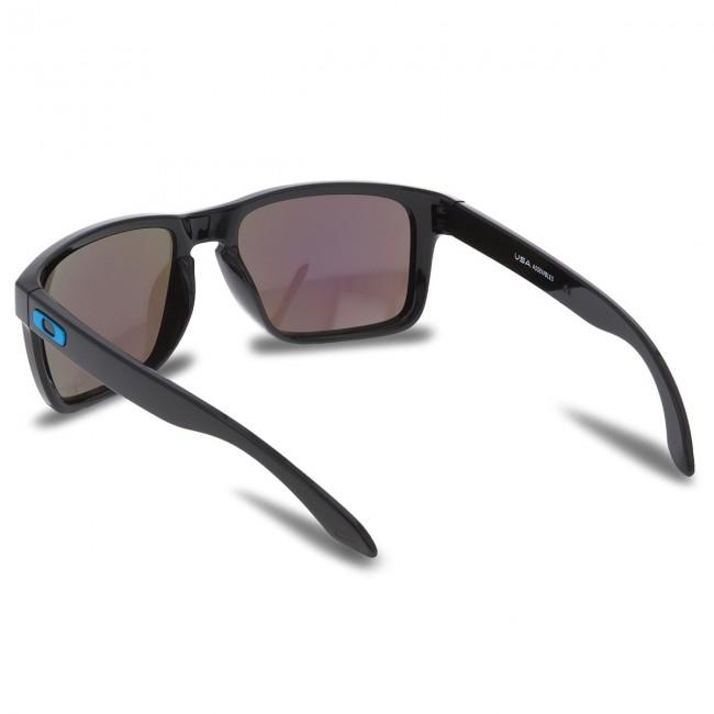 42673274ac Sunglasses OAKLEY - Holbrook Xl OO9417-0359 Polished Black Prizm Sapphire  Iridium