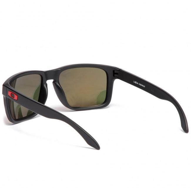 Sunglasses OAKLEY - Holbrook Xl OO9417-0459 Matte Black Prizm Ruby ... 8661bac023