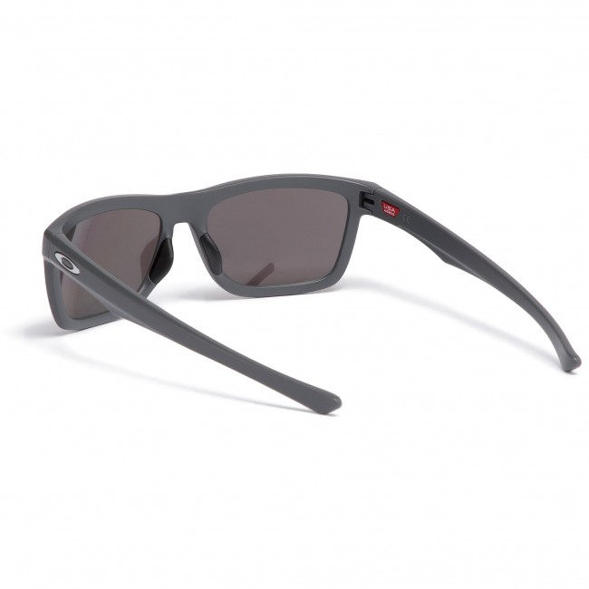 1423dd7f6f Sunglasses OAKLEY - Holston OO9334-1158 Matte Dark Grey Prizm Black  Polarized