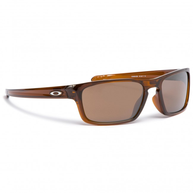 371c5c45d0 Sunglasses OAKLEY. Silver Stealth OO9408-0256 Polished Rootbeer Prizm  Tungsten