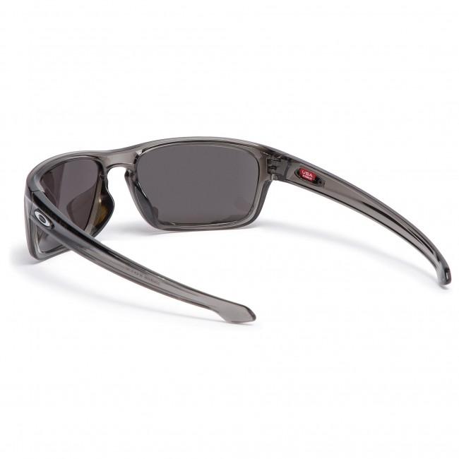 Sunglasses OAKLEY - Sliver Stealth OO9408-0356 Grey Smoke Prizm Black  Iridium b6c87e742b
