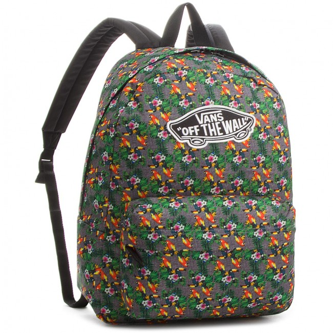 b022f52ef Backpack VANS - Realm Backpack VN000NZ0F4F Parrot - Sports bags and ...