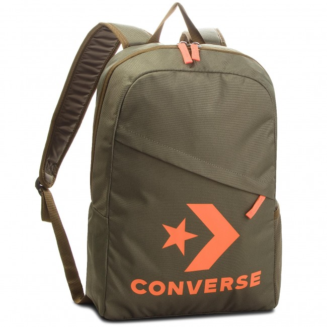 b3a1364a912e8f Backpack CONVERSE - 10008091-A02 Green - Notebook bags and backpacks ...