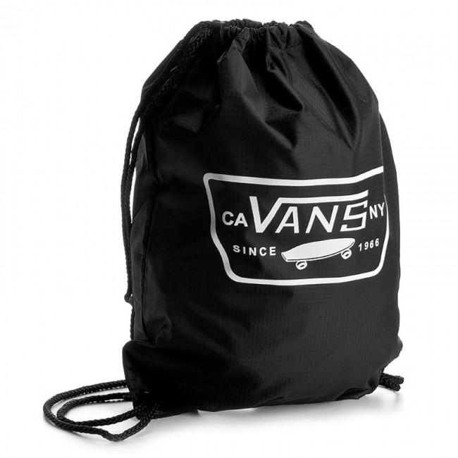 64120da22c Backpack VANS - League Bench Ba VN0002W6Y28 Black/White - Sports ...