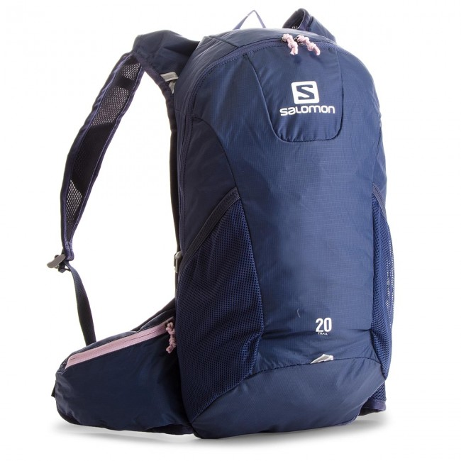 72fcd5e853 Backpack SALOMON - Trail 20 L40134100 Crown Blue - Sports bags and ...