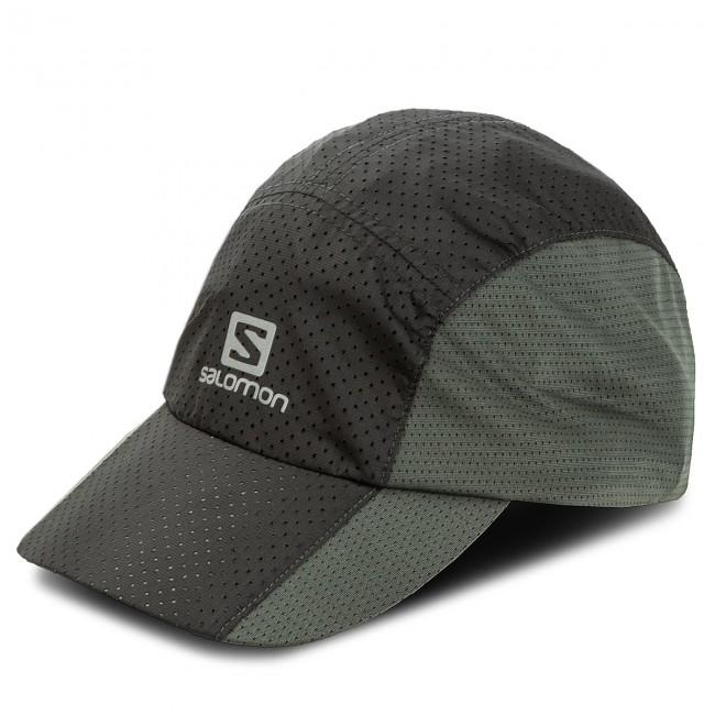 b2ca01e0d8ef9 Cap SALOMON - Xt Compact Cap 400451 10 G0 Black - Men s - Hats ...