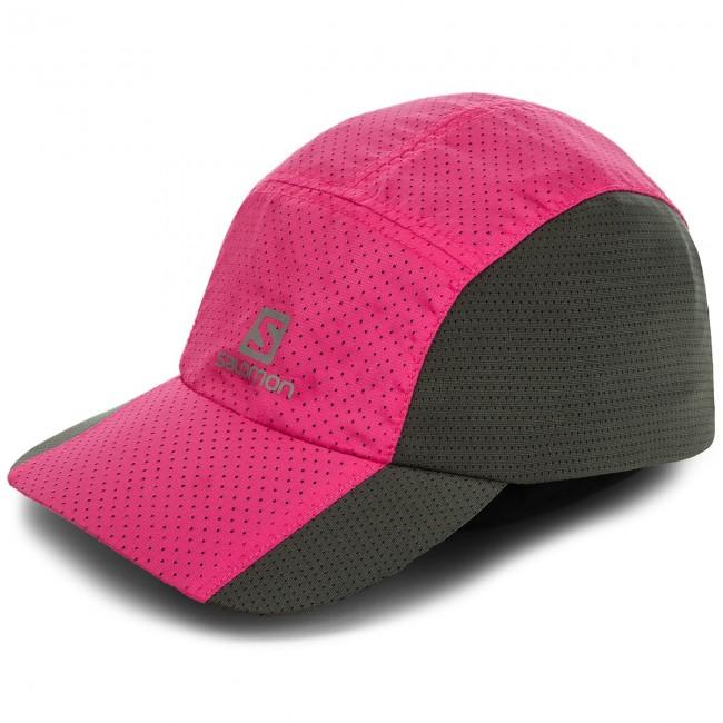 Cap SALOMON - Xt Compact Cap 400453 10 G0 Pink Yarrow - Women s ... 3a29d18ae005
