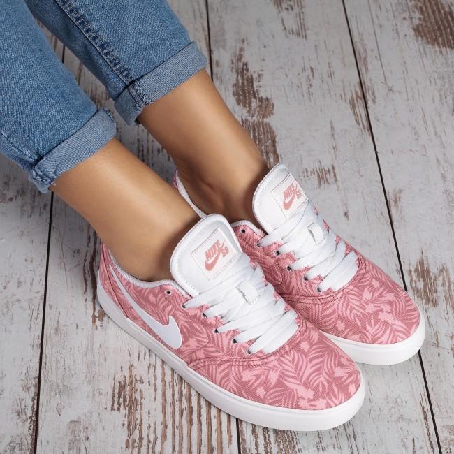 24d737460c2b Shoes NIKE - Sb Check Prm (GS) AO2983 600 Rust Pink Summit White - Sneakers  - Low shoes - Women s shoes - www.efootwear.eu