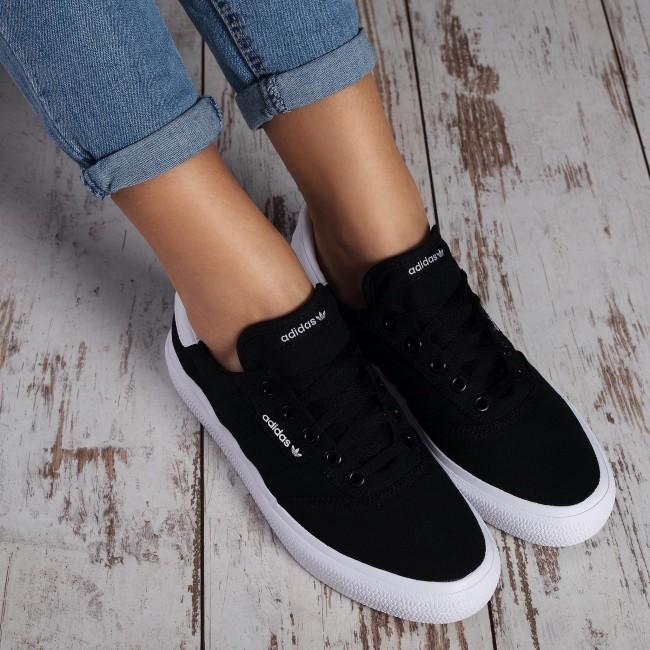 Shoes adidas - 3Mc B22706 Cblack/Cblack/Ftwwht