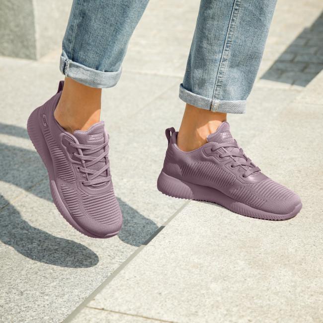 Adular Conflicto podar  Shoes SKECHERS - BOBS SPORT Tough Talk 32504/MVE Mauve - Fitness - Sports  shoes - Women's shoes | efootwear.eu