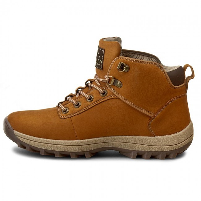 Trekker Boots GINO LANETTI MP07 3213 1 Camel