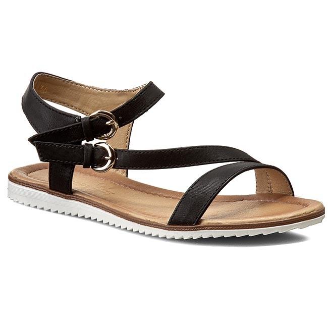 0d5e1248d0 Sandals JENNY FAIRY - WS1001-3 Black - Casual sandals - Sandals ...